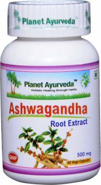 Ашваганда — аюрведический препарат против стресса