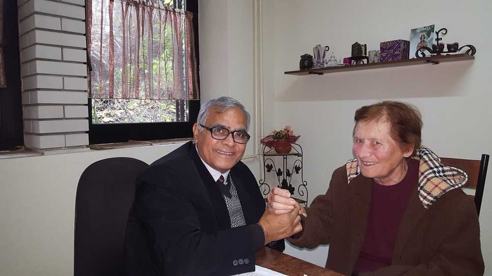 Intervīja ar Planet Ayurveda Latvija dakteri Madanu Gulati