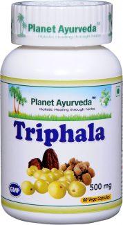 Трифала – натуральная очистка кишечника и крови