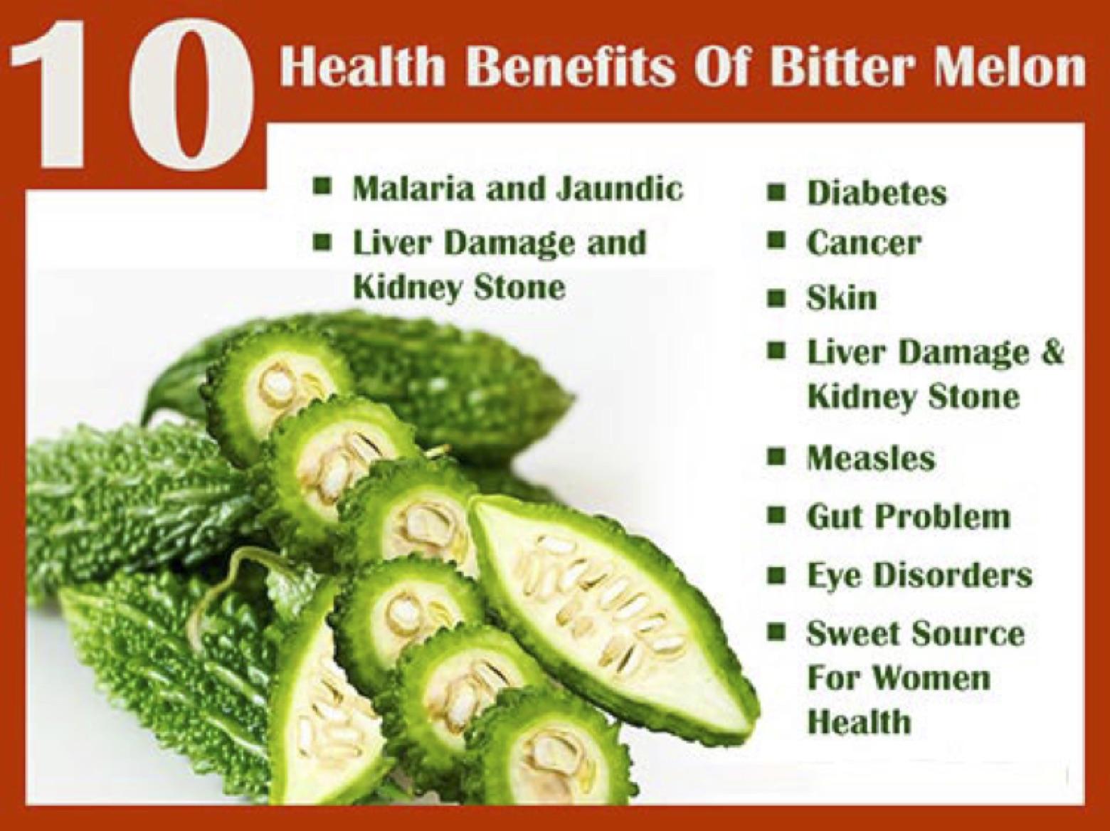 top 10 health benefits of bitter melon (bitter gourd
